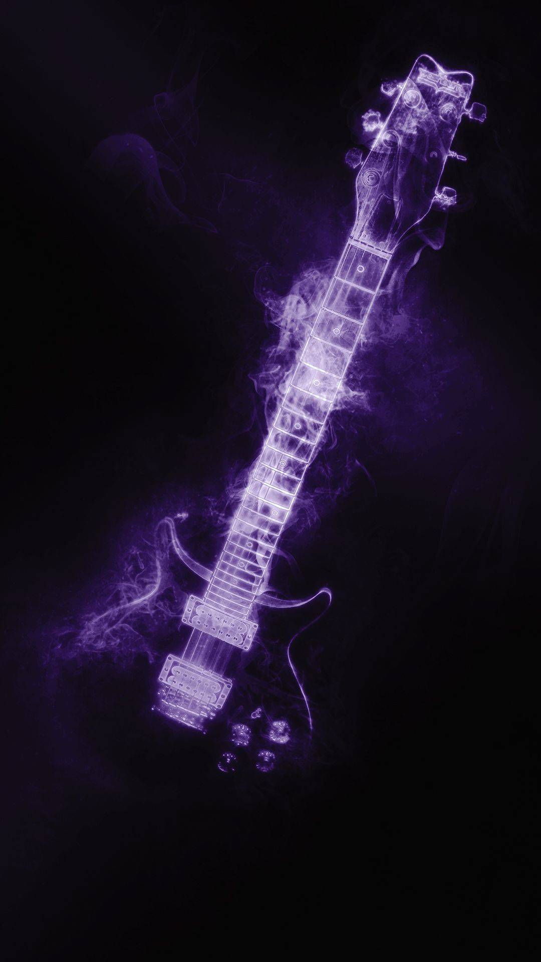 1080x1920 Smoking Guitar HD Wallpaper For Your Mobile Phone ...3588
