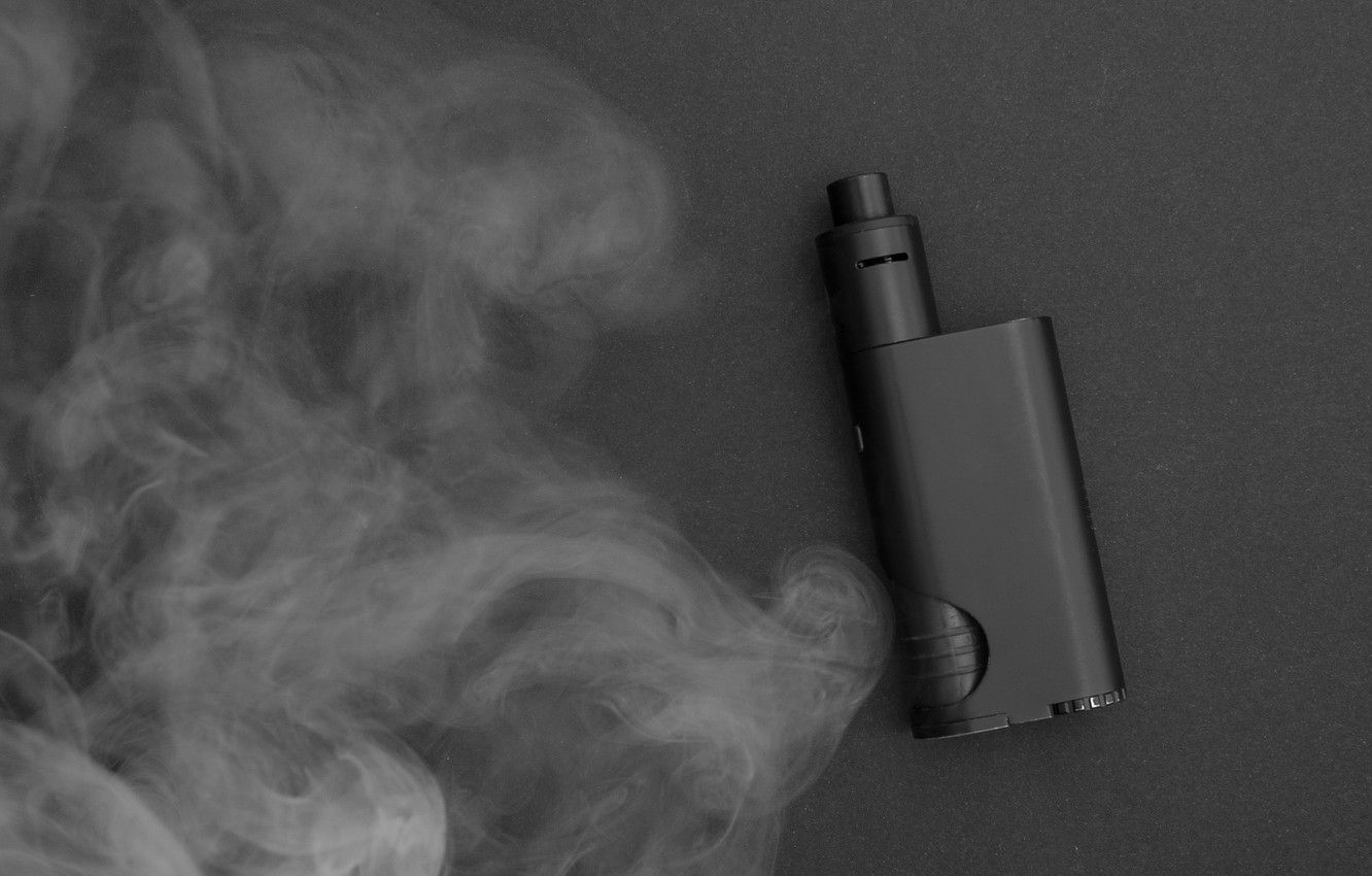 1332x850 Wallpaper metal, smoke, electronic cigarette images for ...