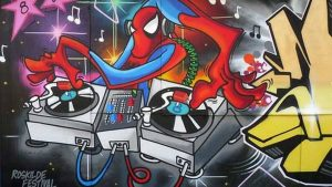DJ Graffiti Wallpapers – Top Free DJ Graffiti Backgrounds