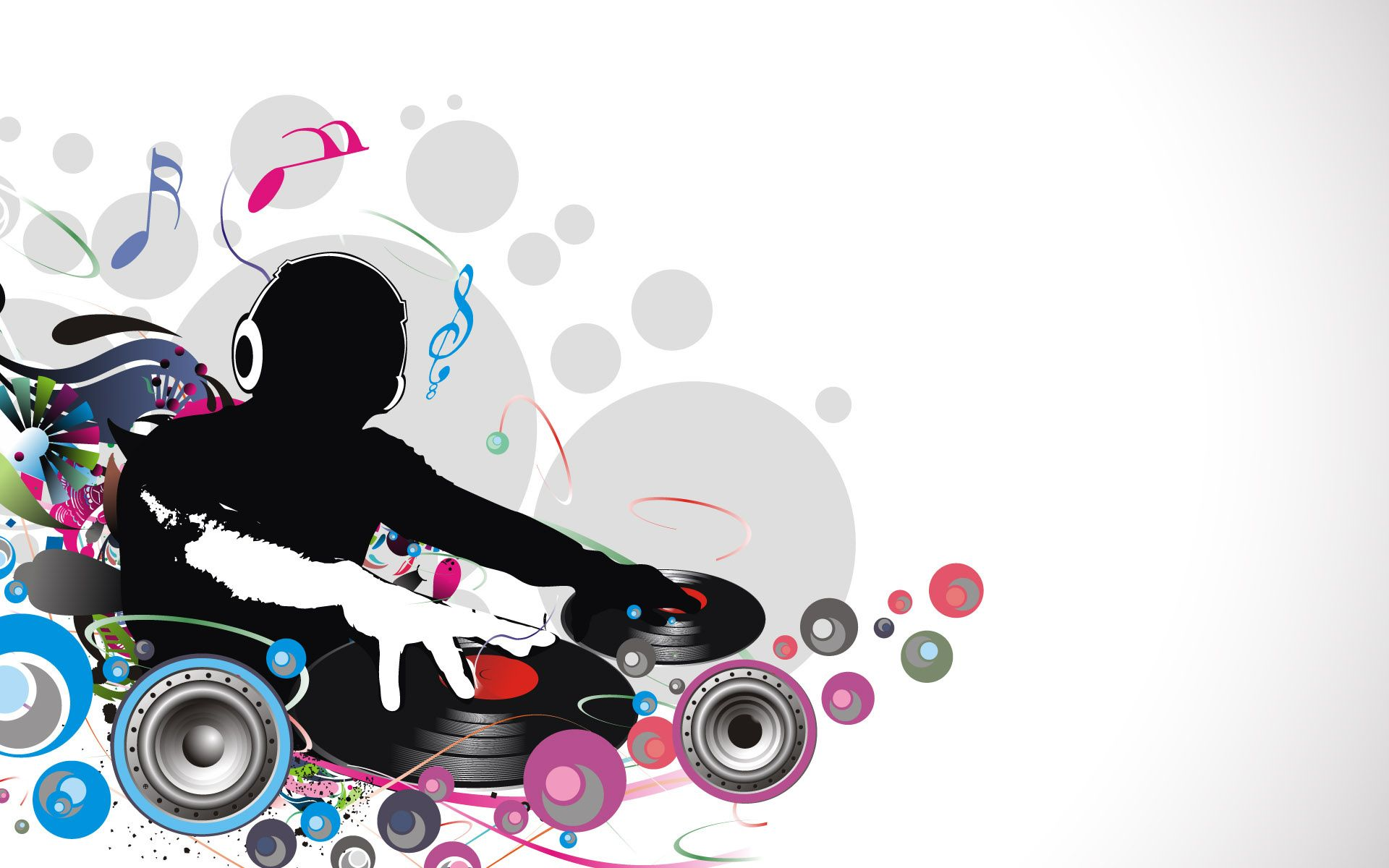 1920x1200 Wallpaper | 3D wallpapers | photo | picture | DJ, records ...