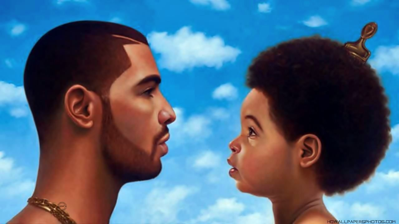 1280x720 Download Drake Nothing Was The Same Album Cover Wallpaper For iPhone ...