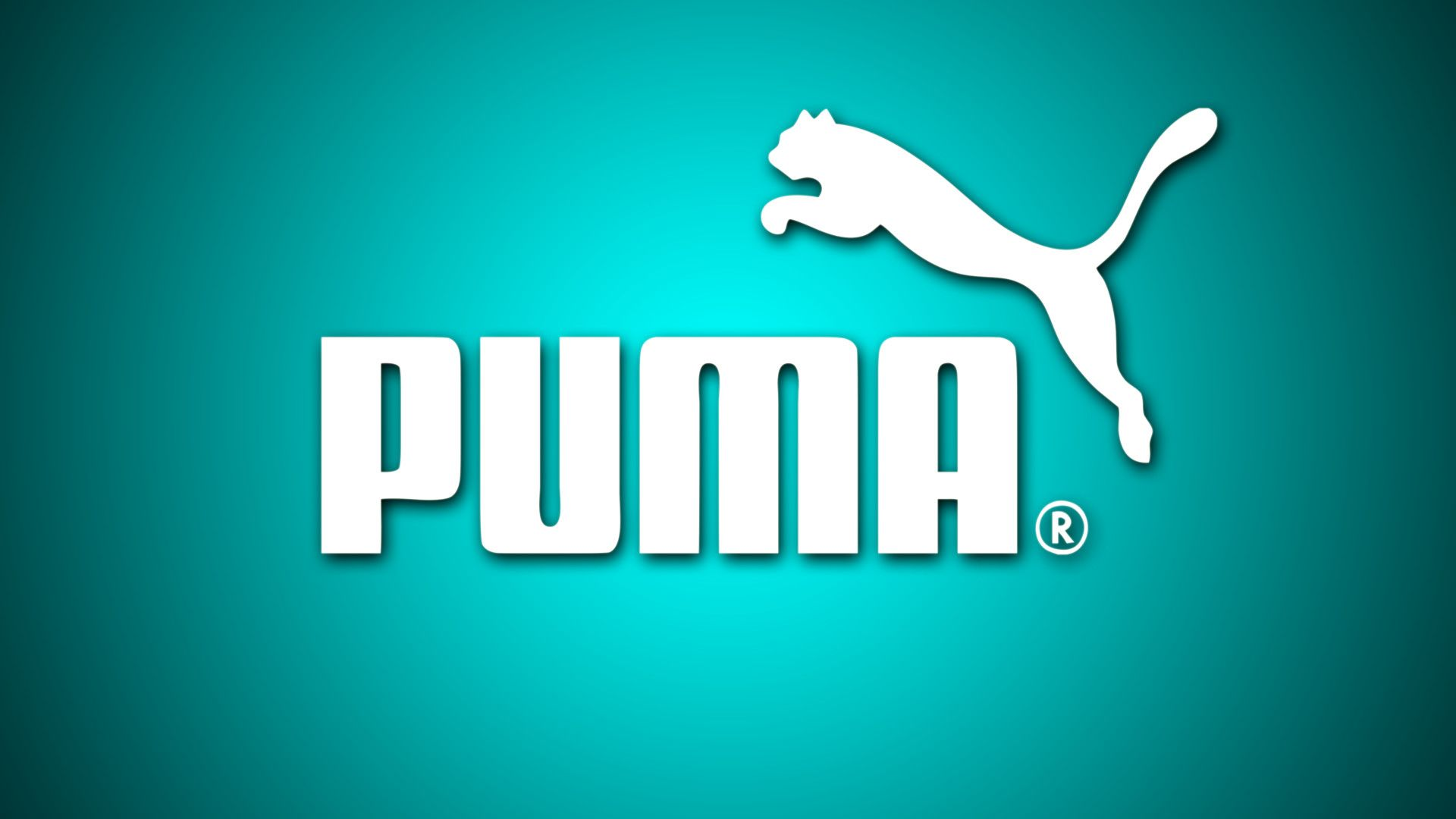 1920x1080 Puma Brand Logo with Cool Background Wallpaper - Wallpaper ...