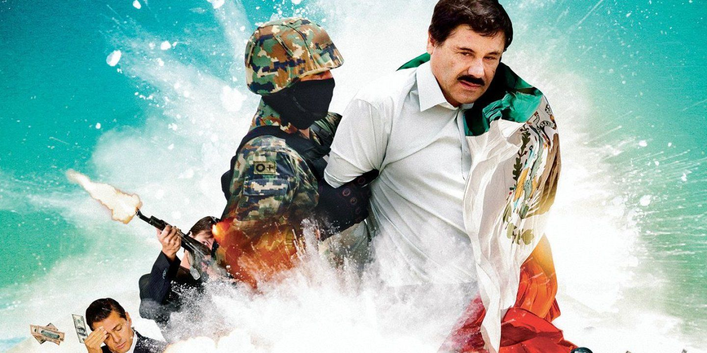 1440x720 El Chapo Is Going Down. How Many Drug Lords, Assassins ...