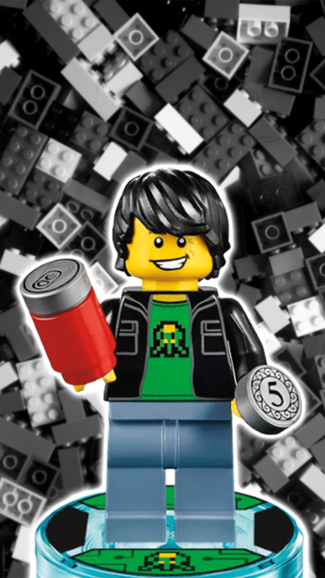 1080x1920 Lego Dimensions Wallpaper - Wave 4 Gallery - Bricks To Life