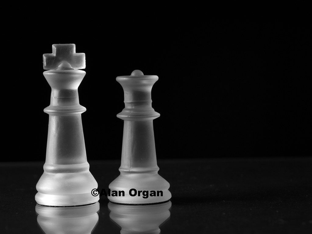 1024x768 Chess King and Queen   Alan Organ   Flickr
