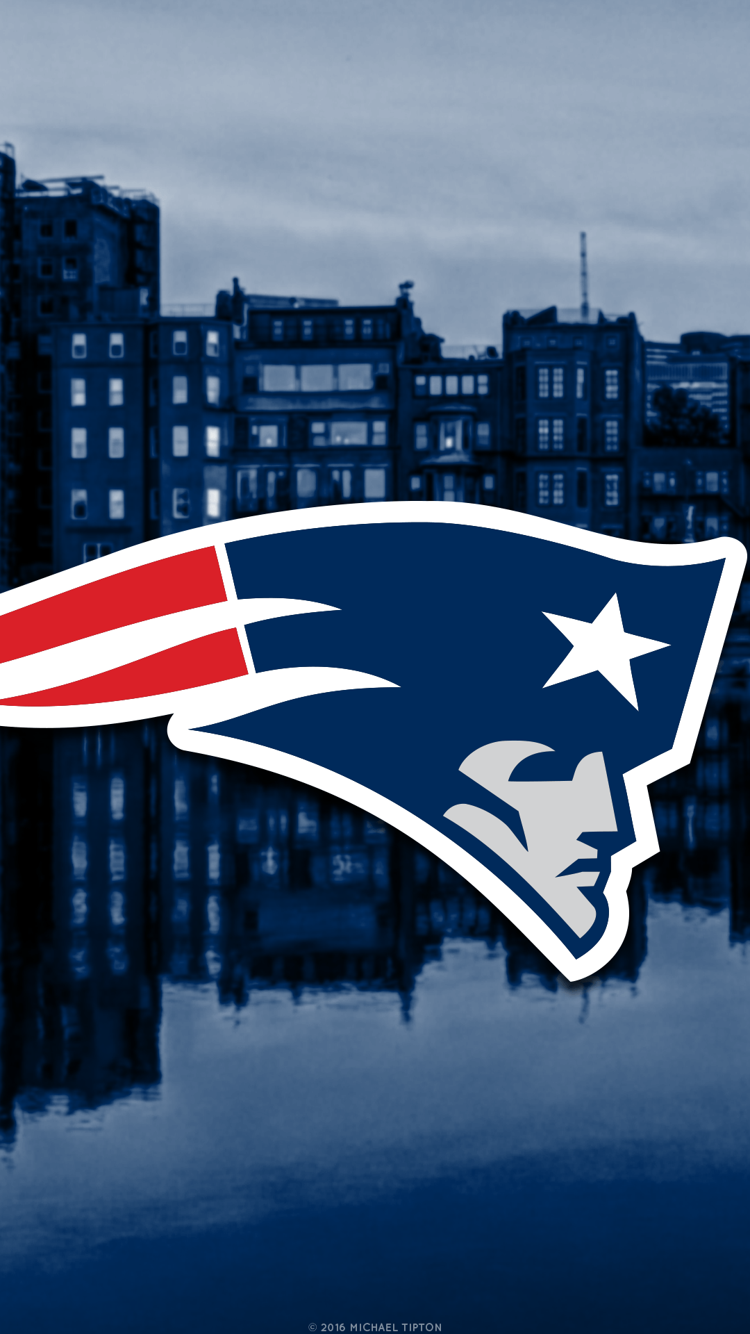 1080x1920 2018 New England Patriots Wallpapers - PC |iPhone| Android