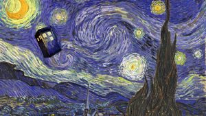 Dr Who Van Gogh Wallpapers – Top Free Dr Who Van Gogh Backgrounds