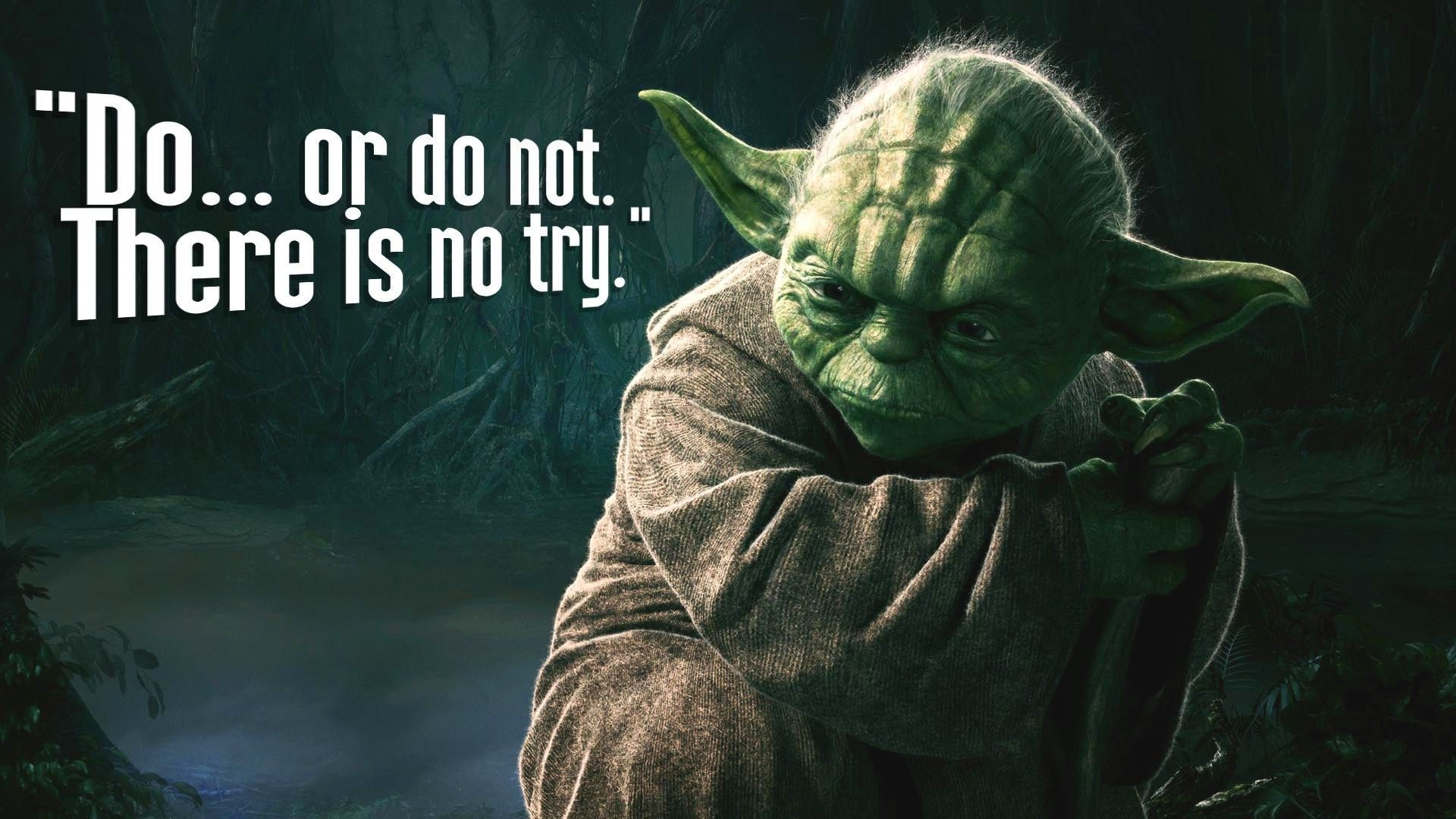 1920x1080 Funny Yoda Quotes Of Wisdom. QuotesGram | Yoda quotes, Star ...