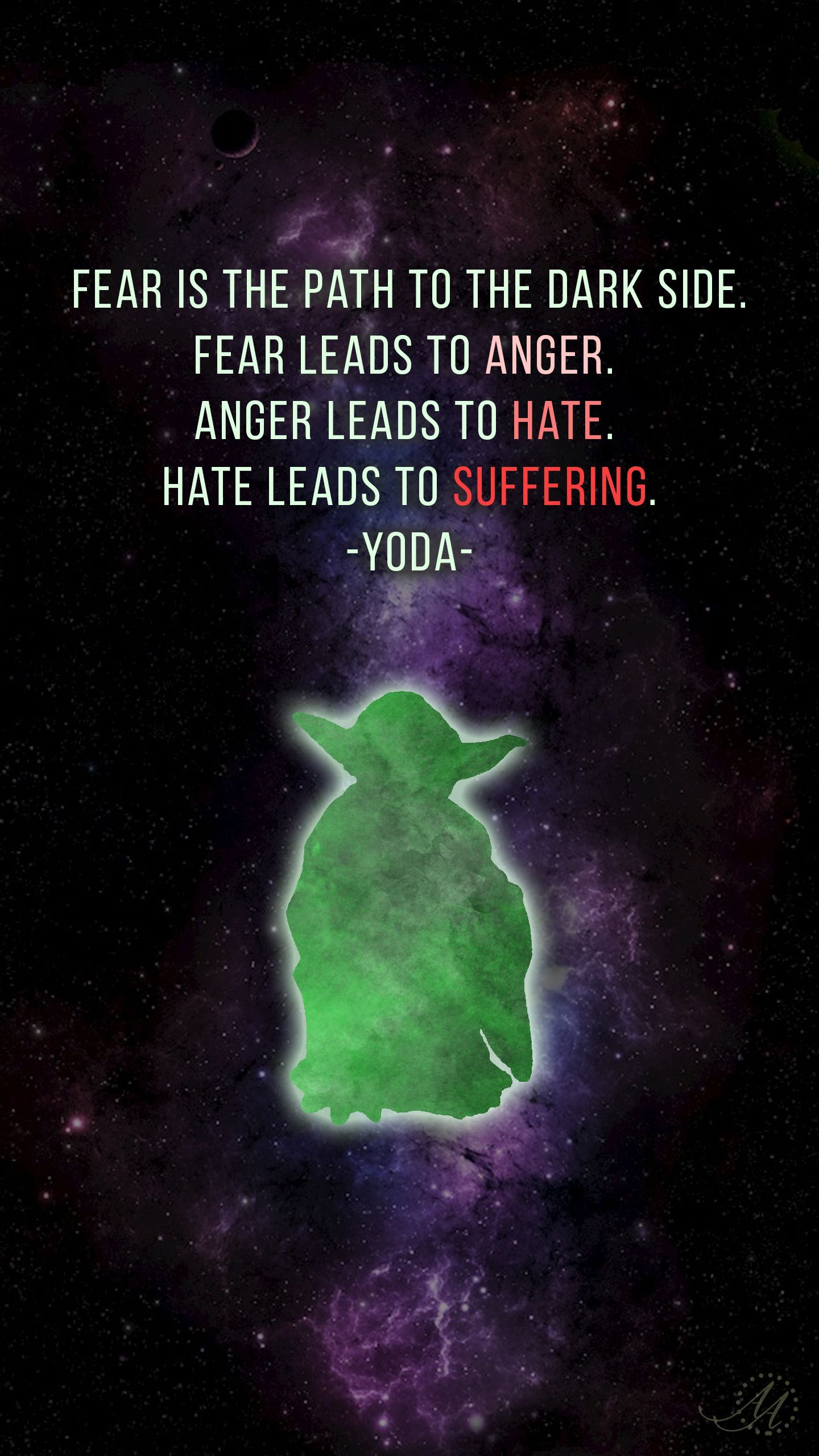 1440x2560 Pin on Star Wars Quotes and Wallpapers