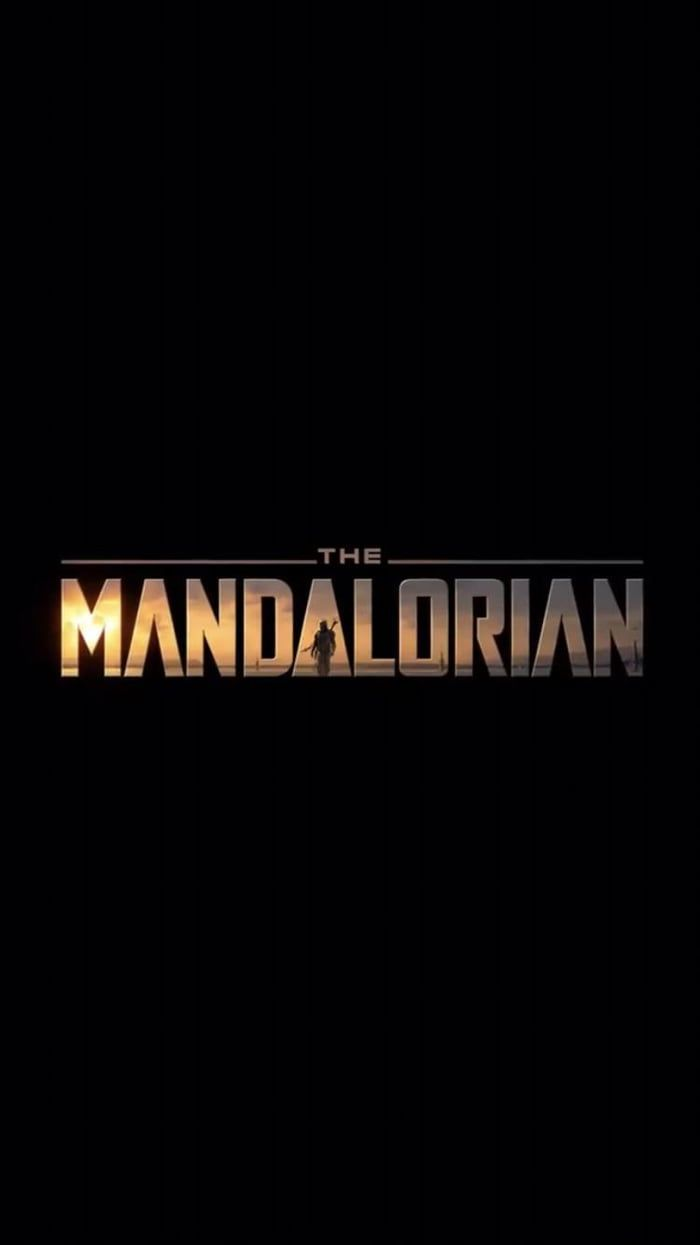 700x1245 The Mandalorian minimalist phone wallpaper | Star wars ...