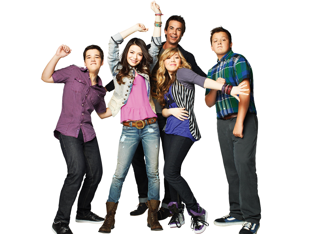 1024x768 Icarly Wallpaper Hd | ourlovemysoulmate