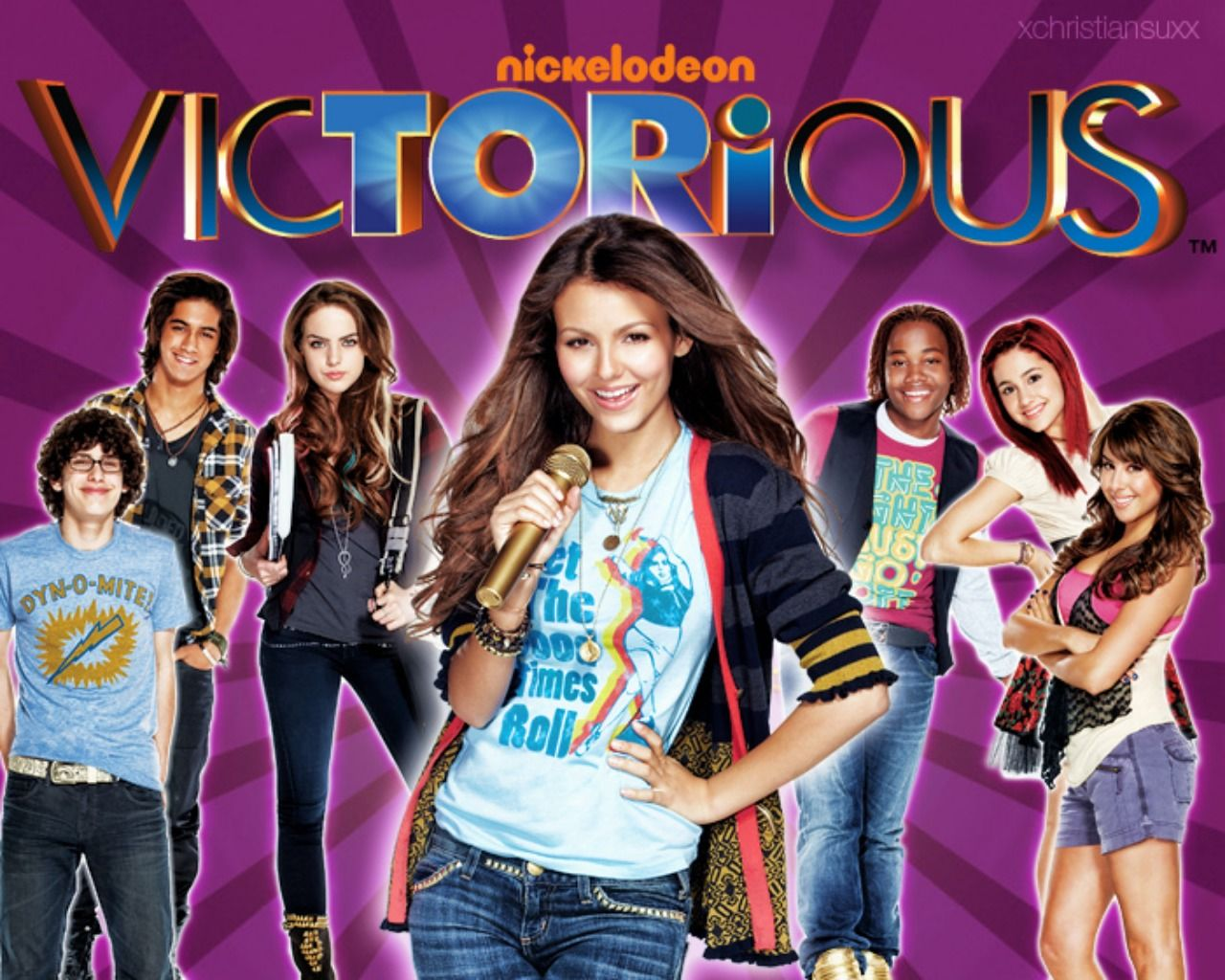 1280x1024 Best 70+ Victorious Wallpaper on HipWallpaper | Victorious ...