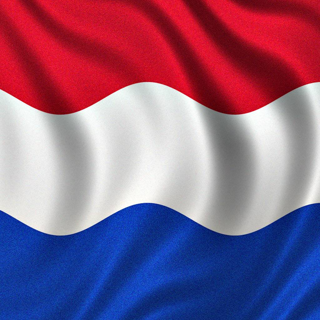 1024x1024 Netherlands Flag Wallpapers