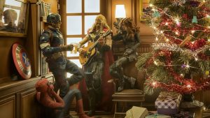 Avengers Christmas Wallpapers – Top Free Avengers Christmas Backgrounds