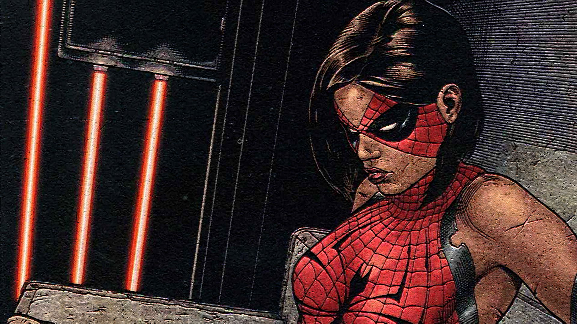 1920x1080 Spider-Girl HD Wallpaper | Background Image | 1920x1080 | ID ...