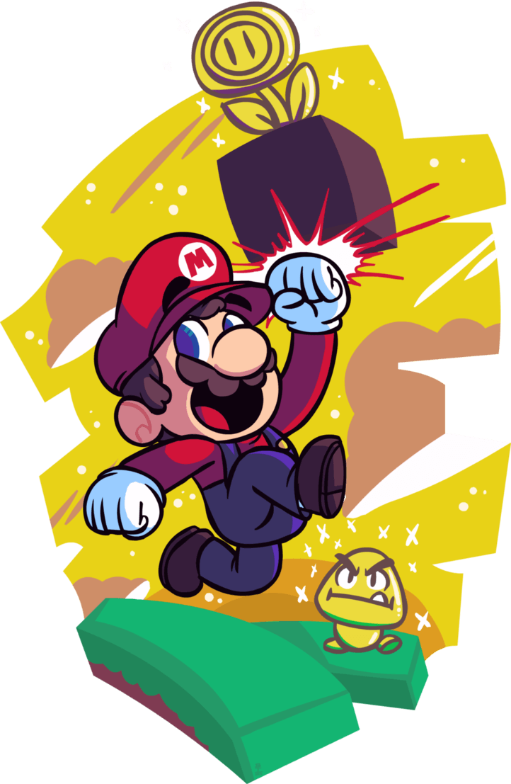 722x1107 New Super Mario Bros.2 by Wazzaldorp on DeviantArt