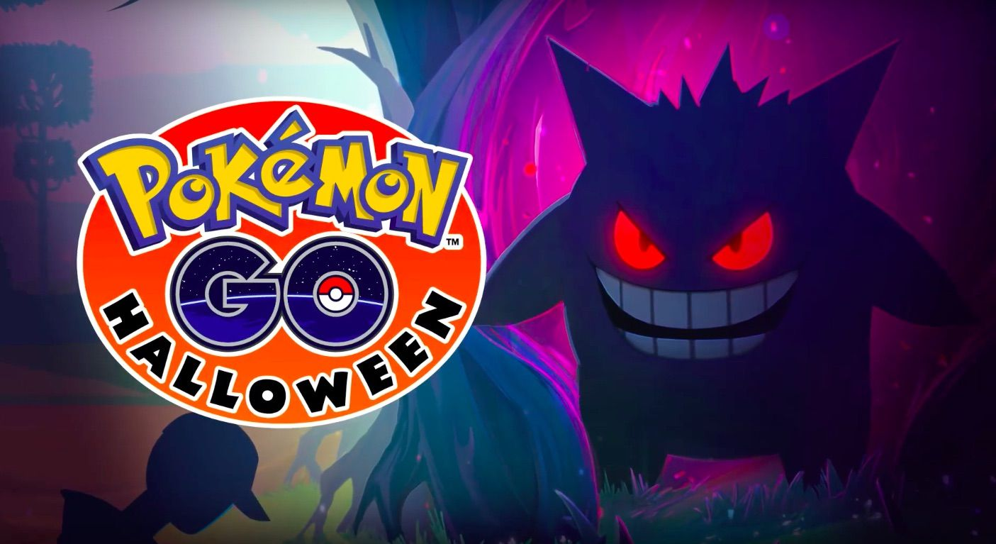1405x767 Pokémon GO celebrates Halloween with first in-game event