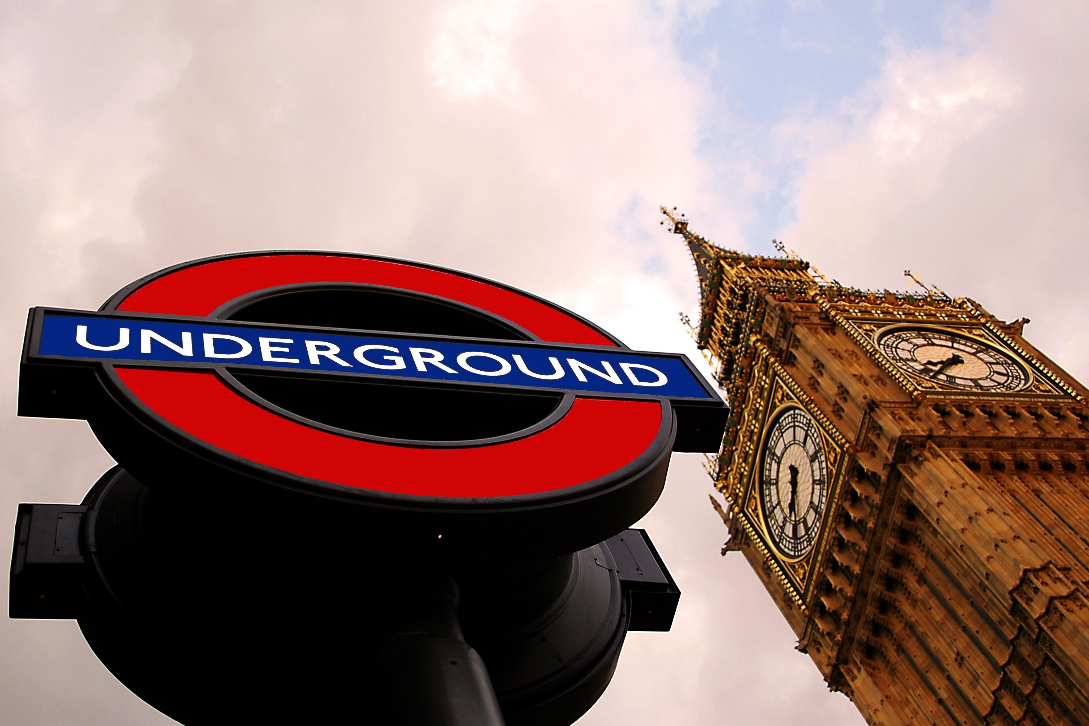 3543x2362 Other: London England Big Ben House Parlament Underground Gb Free ...
