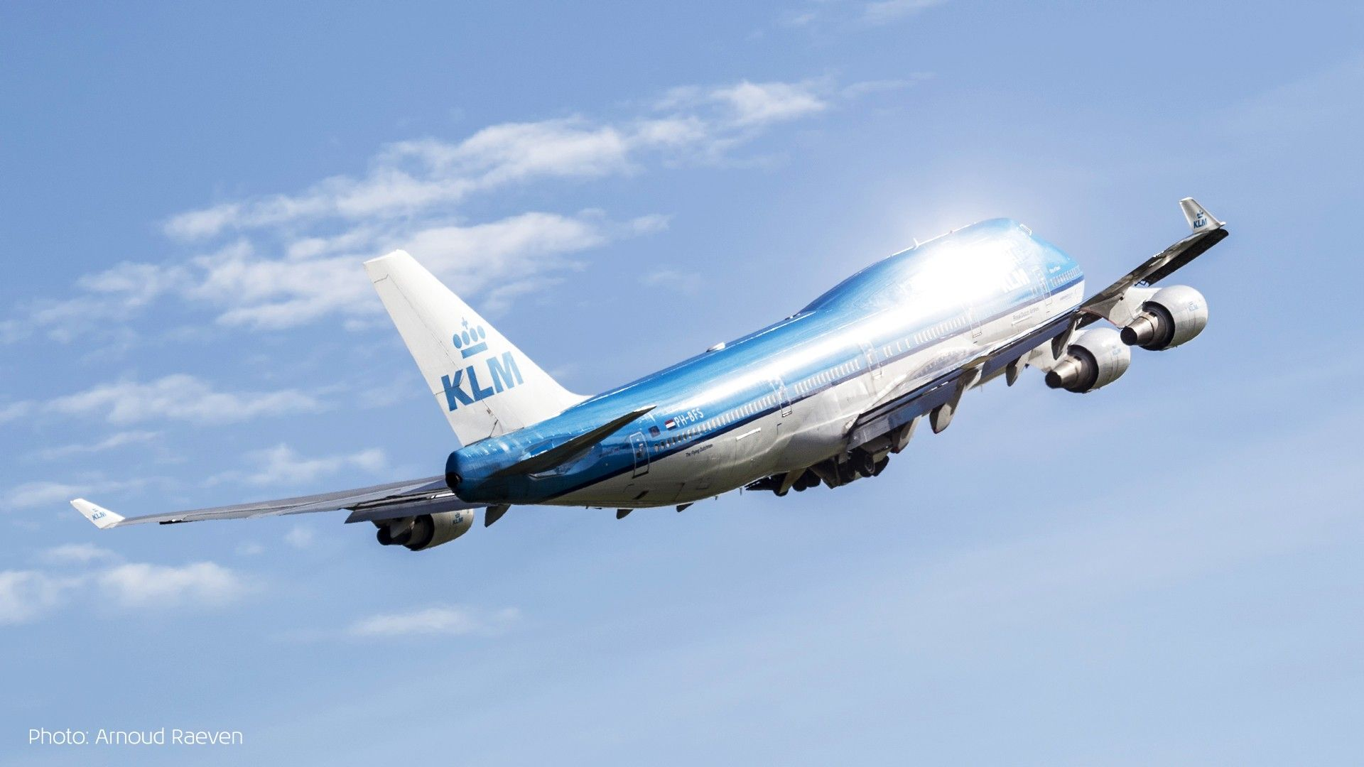 1920x1080 Klm Shareholders Appoint Members To The Supervisory - Boeing ...