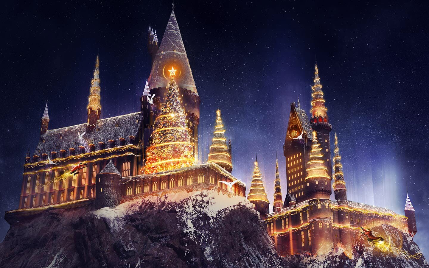 1440x900 New Harry Potter Christmas Experiences and More Coming to Universal ...