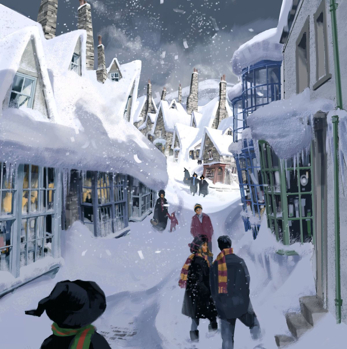 1200x1209 All they want for Christmas: A Harry Potter gift guide - Pottermore