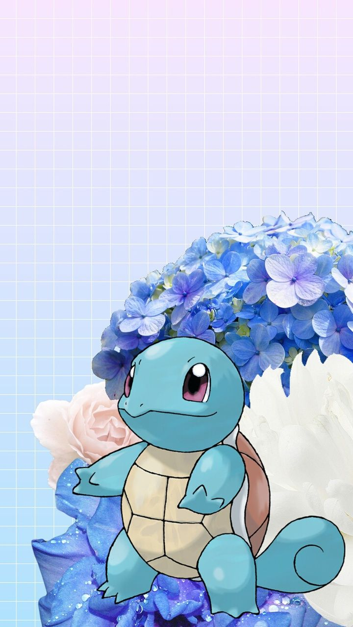 720x1280 Squirtle Wallpaper discovered by @MarvelousGirl94