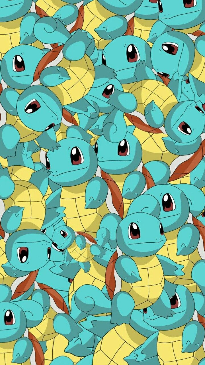 720x1280 squirtle | Pokemon, Wallpaper backgrounds, Hello kitty wallpaper