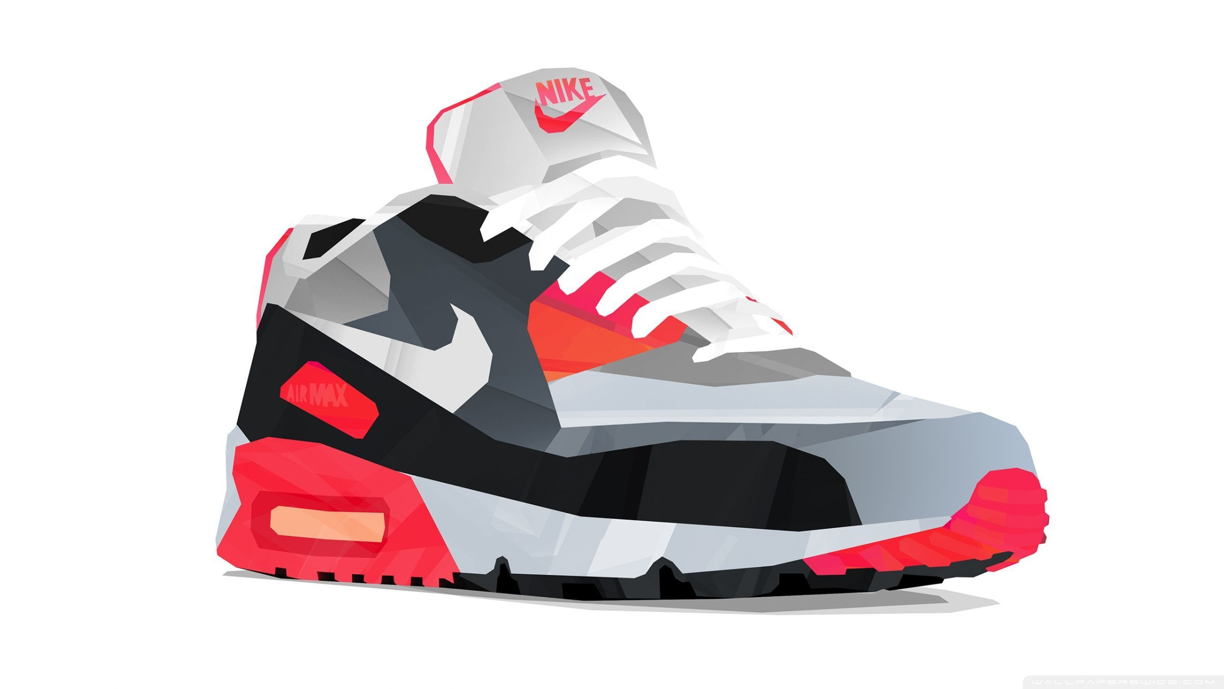 2400x1350 Nike Air Max 90 Wallpapers