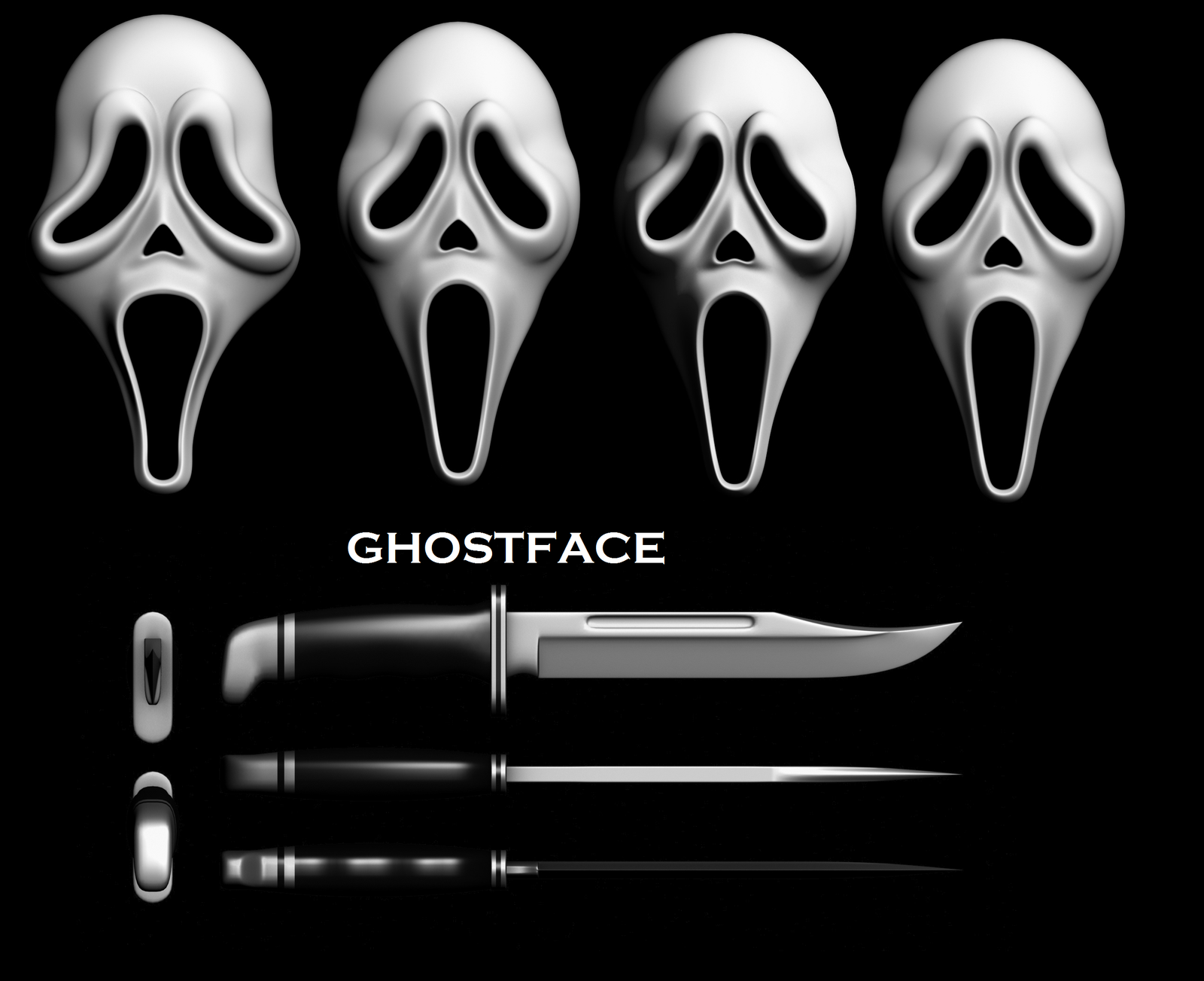 1600x1303 Best 45+ Ghostface Backgrounds on HipWallpaper | Ghostface ...