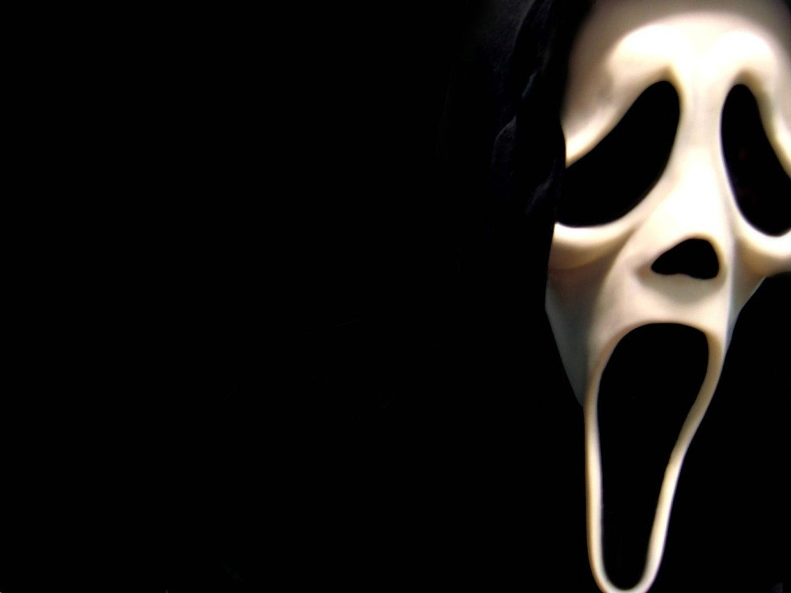 1600x1200 White ghost face mask, Scream, mask, movies, horror HD ...