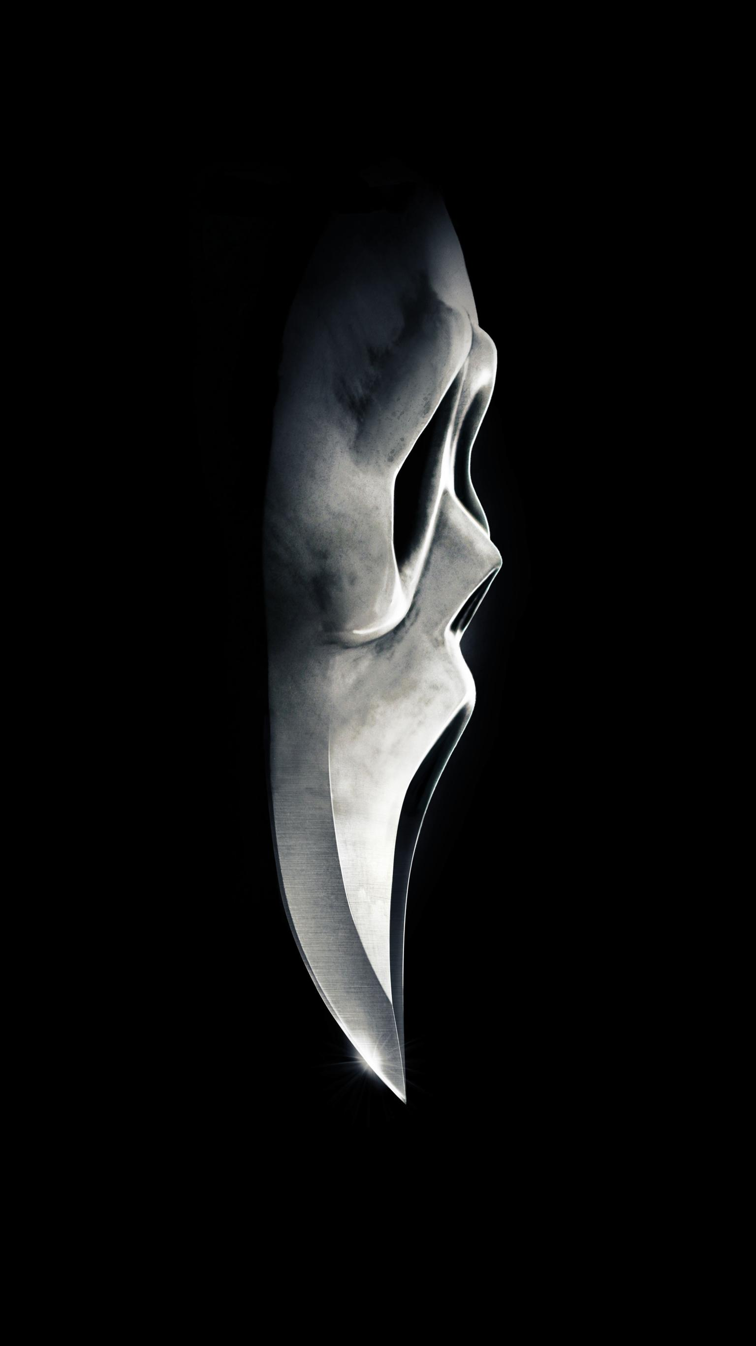 1536x2732 Scream 4 (2011) Phone Wallpaper | Moviemania