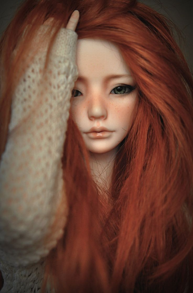 736x1114 PWW- 37 Wallpapers of Toy Doll Red Hair HD