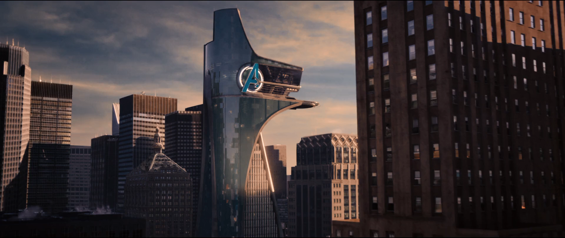 1920x808 Avengers Tower | Marvel Cinematic Universe Wiki | Fandom
