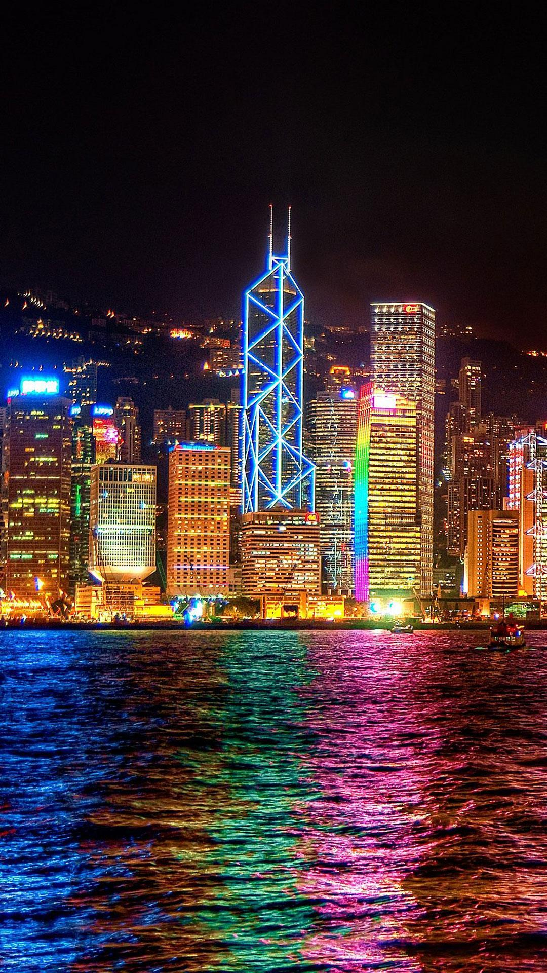 1080x1920 Hong Kong Live Wallpaper for Android - APK Download
