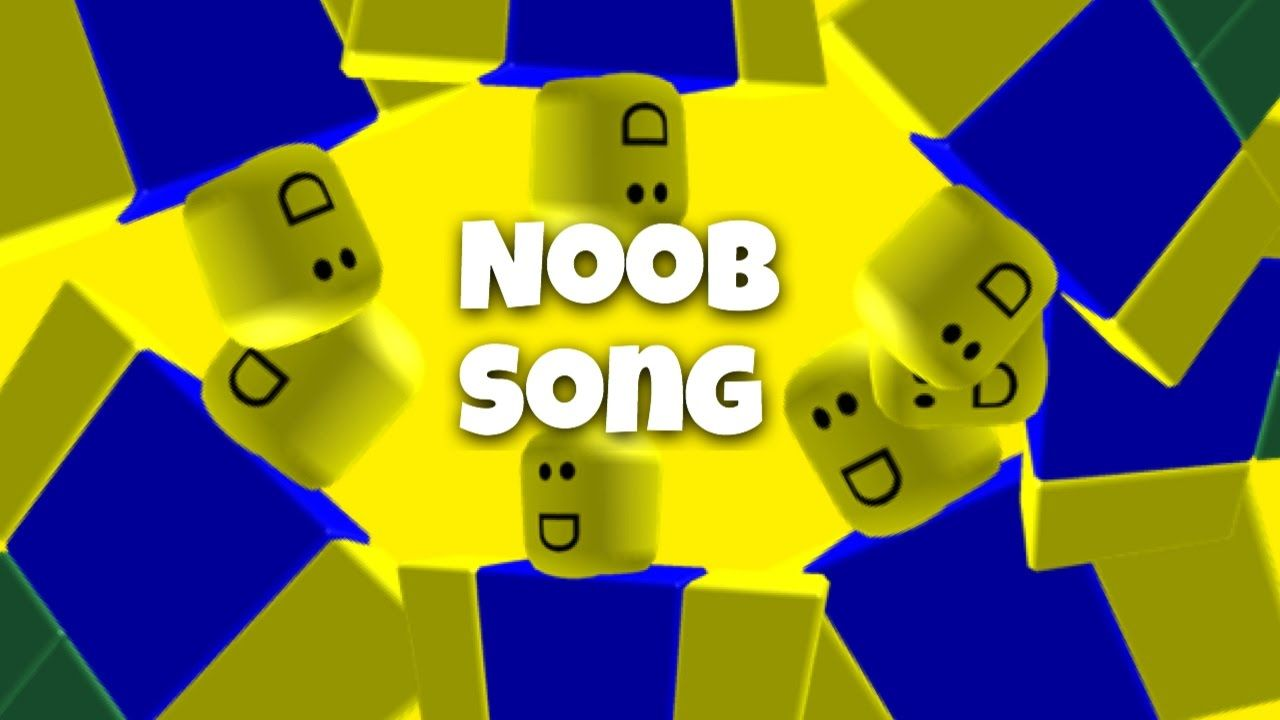 1280x720 THE NOOB SONG!!!!!!! (Song By JT Machinima) | Roblox memes ...