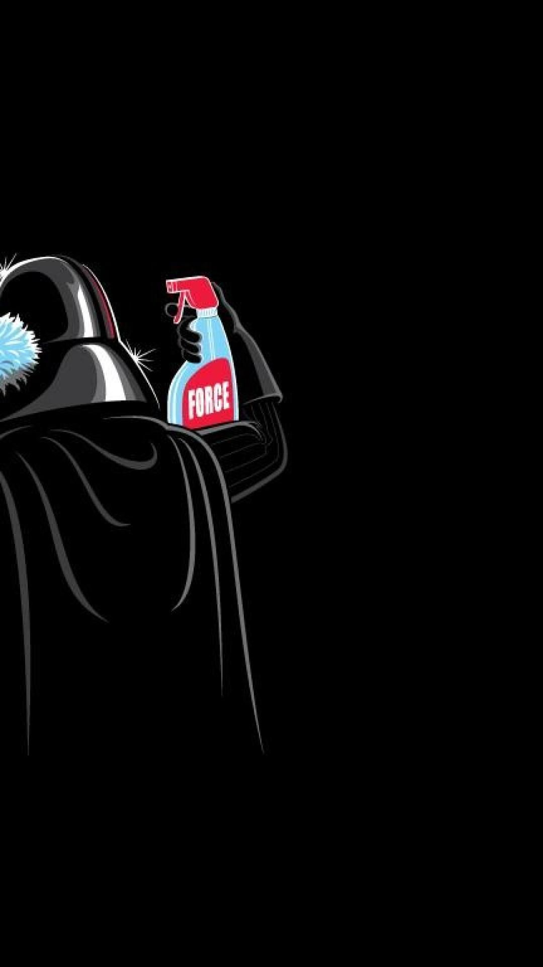1080x1920 Free download Cool Star Wars Funny Iphone 6 Plus Wallpaper ...