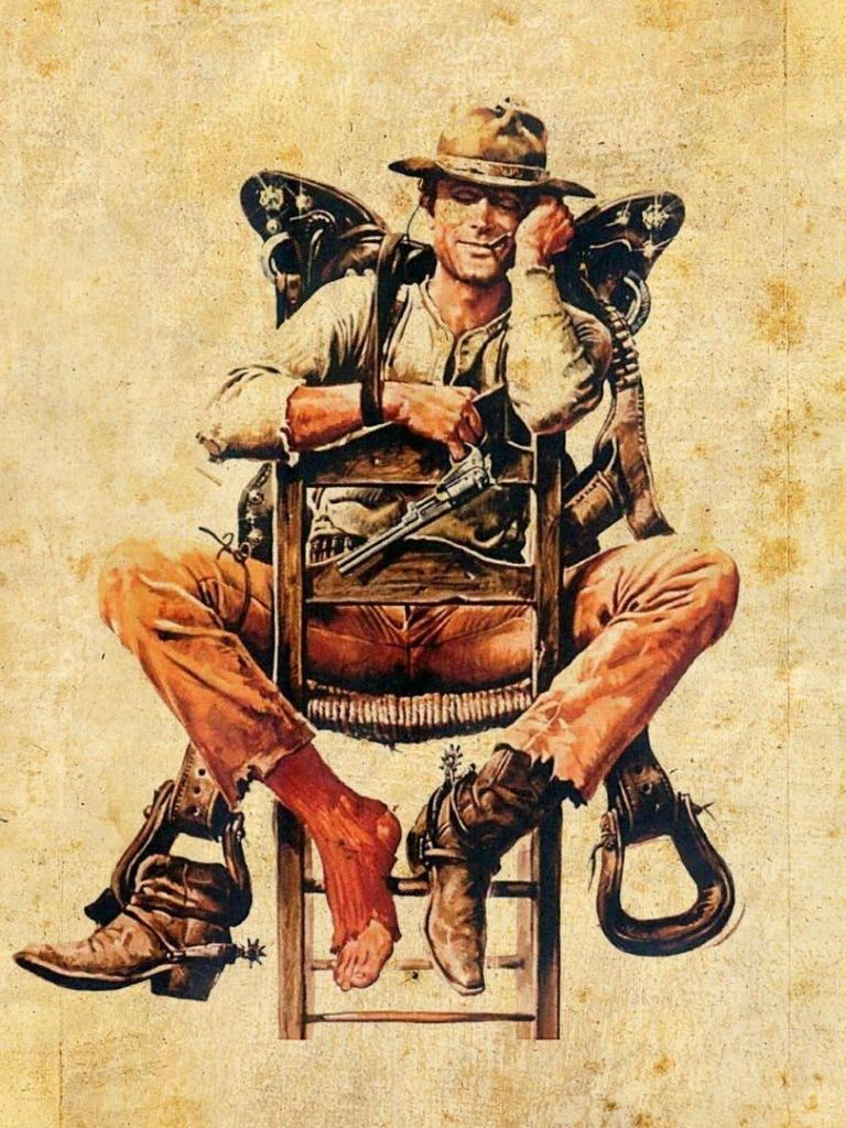 768x1024 Free download My Name is Nobody Wallpaper Westerns Wallpaper ...