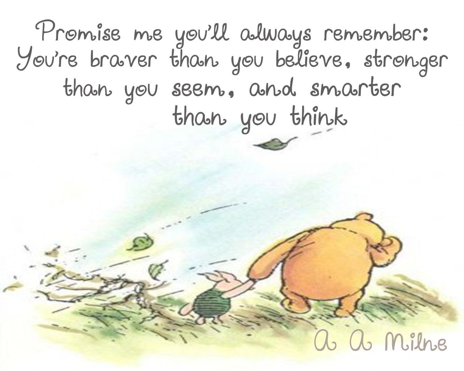 1500x1200 Winnie The Pooh Quotes Wallpapers