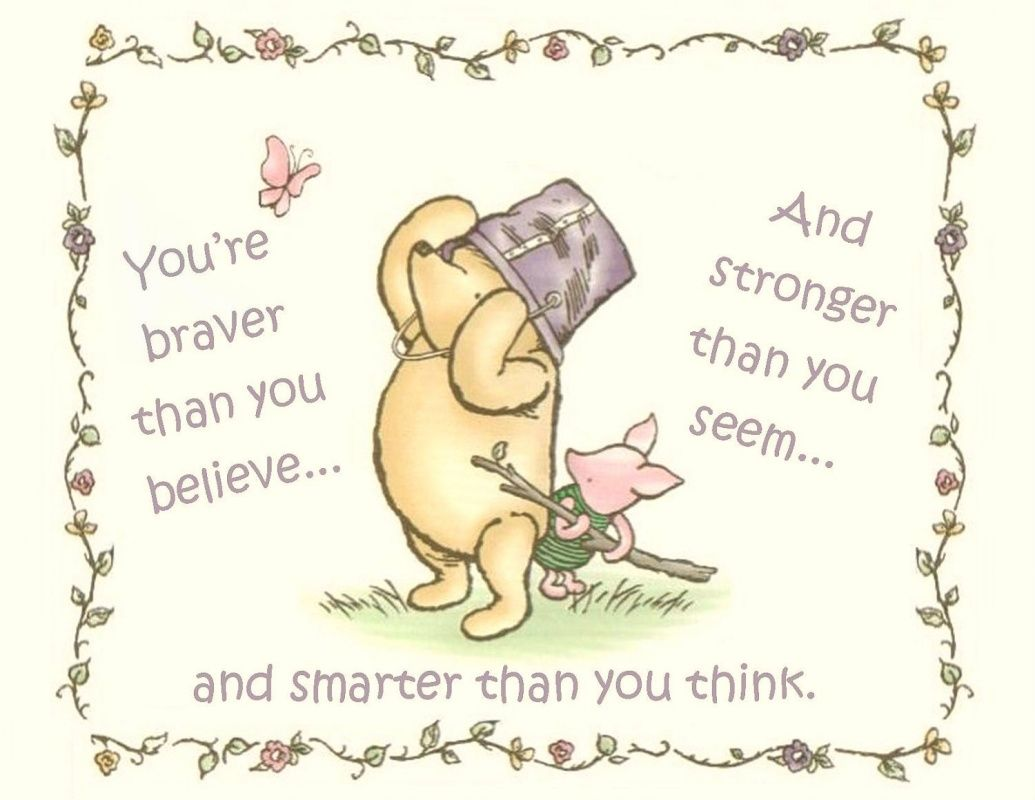 1035x800 Winnie The Pooh Quotes & Sayings   Winnie The Pooh Picture ...