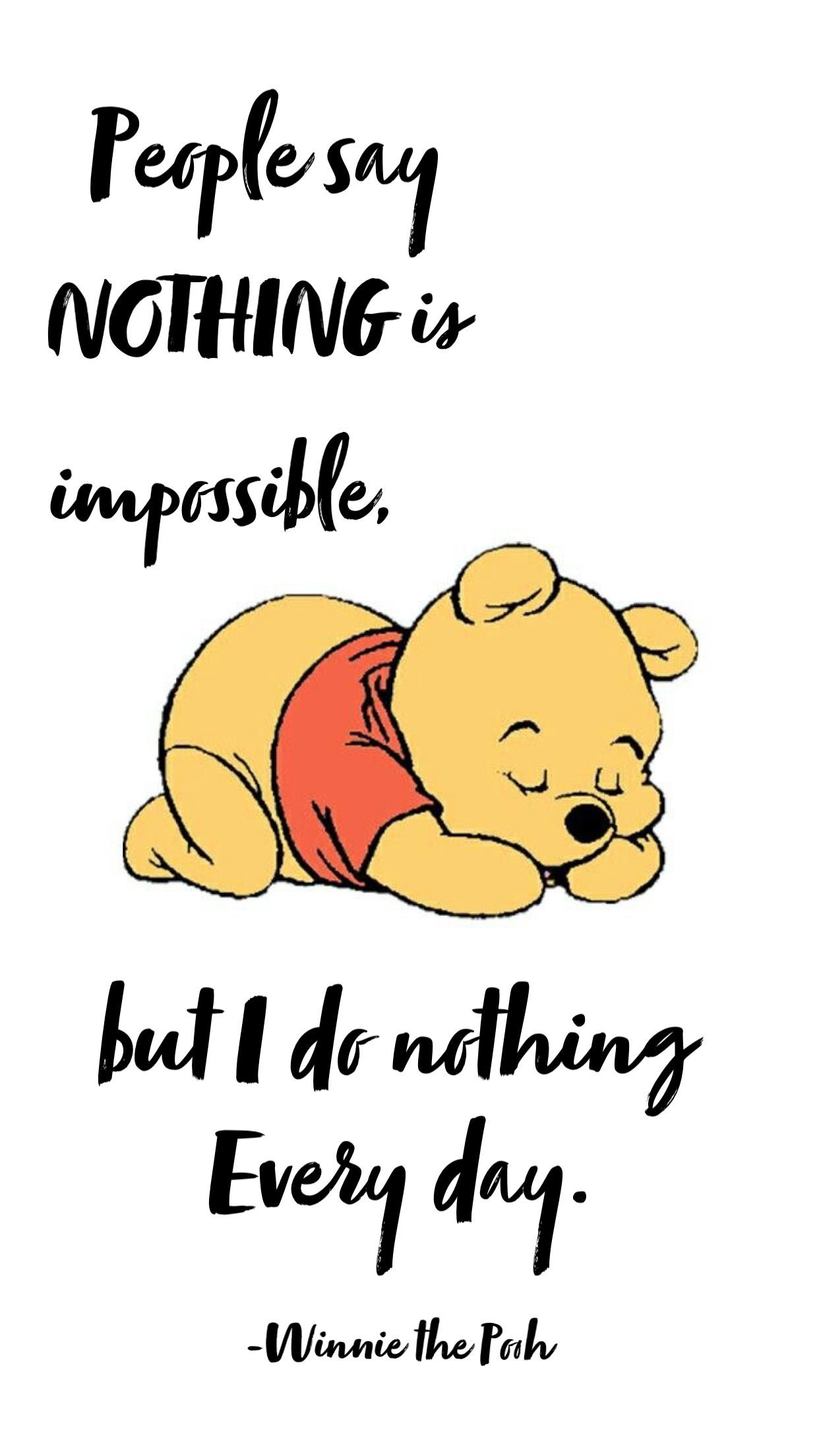 1242x2208 Pin by Dayna on Quotes   Winnie the pooh quotes, Wallpaper ...