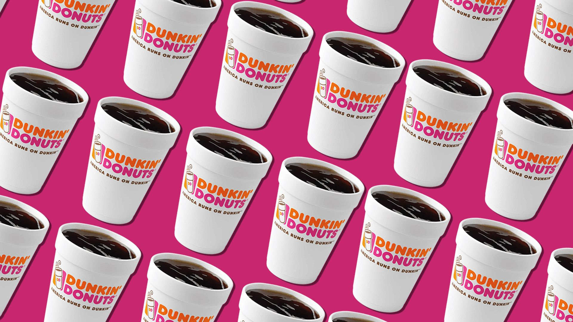 1920x1080 Dunkin' Donuts has a new name drops Donuts officially