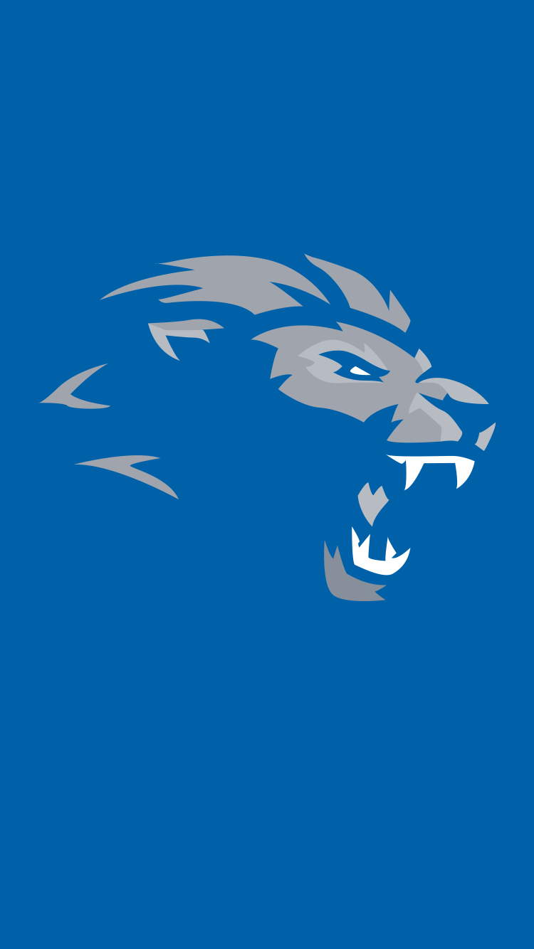 750x1334 now in Honolulu blue (iphone 6 wallpaper size) : detroitlions