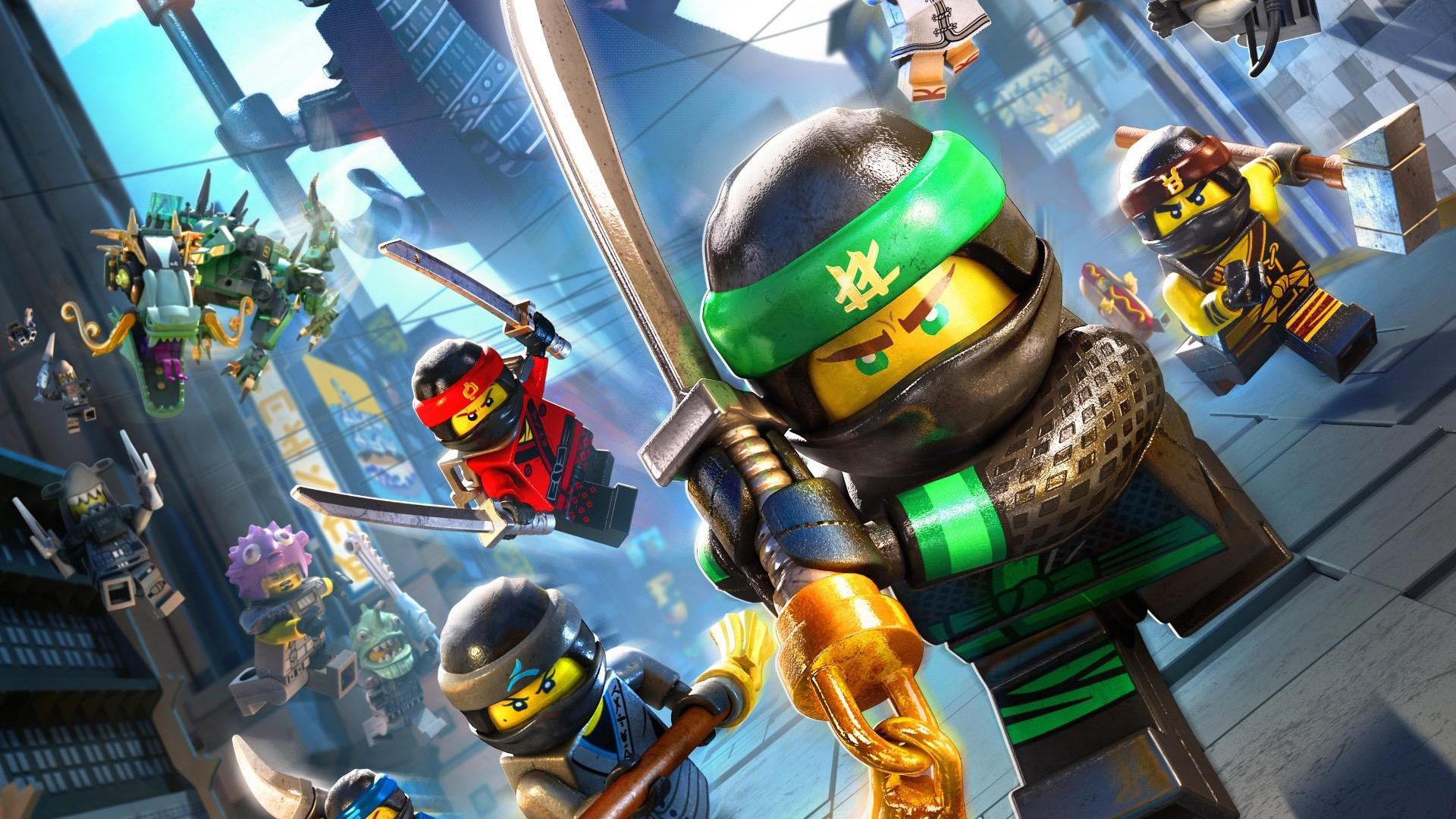1920x1080 The Lego Ninjago Movie Video Game Proves The Series Still Has A Few ...