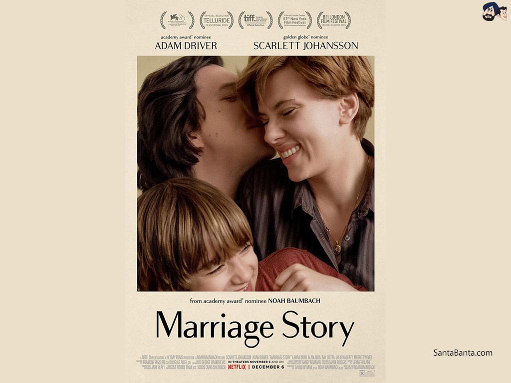 1024x768 Marriage Story Wallpapers