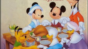 Mickey Thanksgiving Wallpapers – Top Free Mickey Thanksgiving Backgrounds
