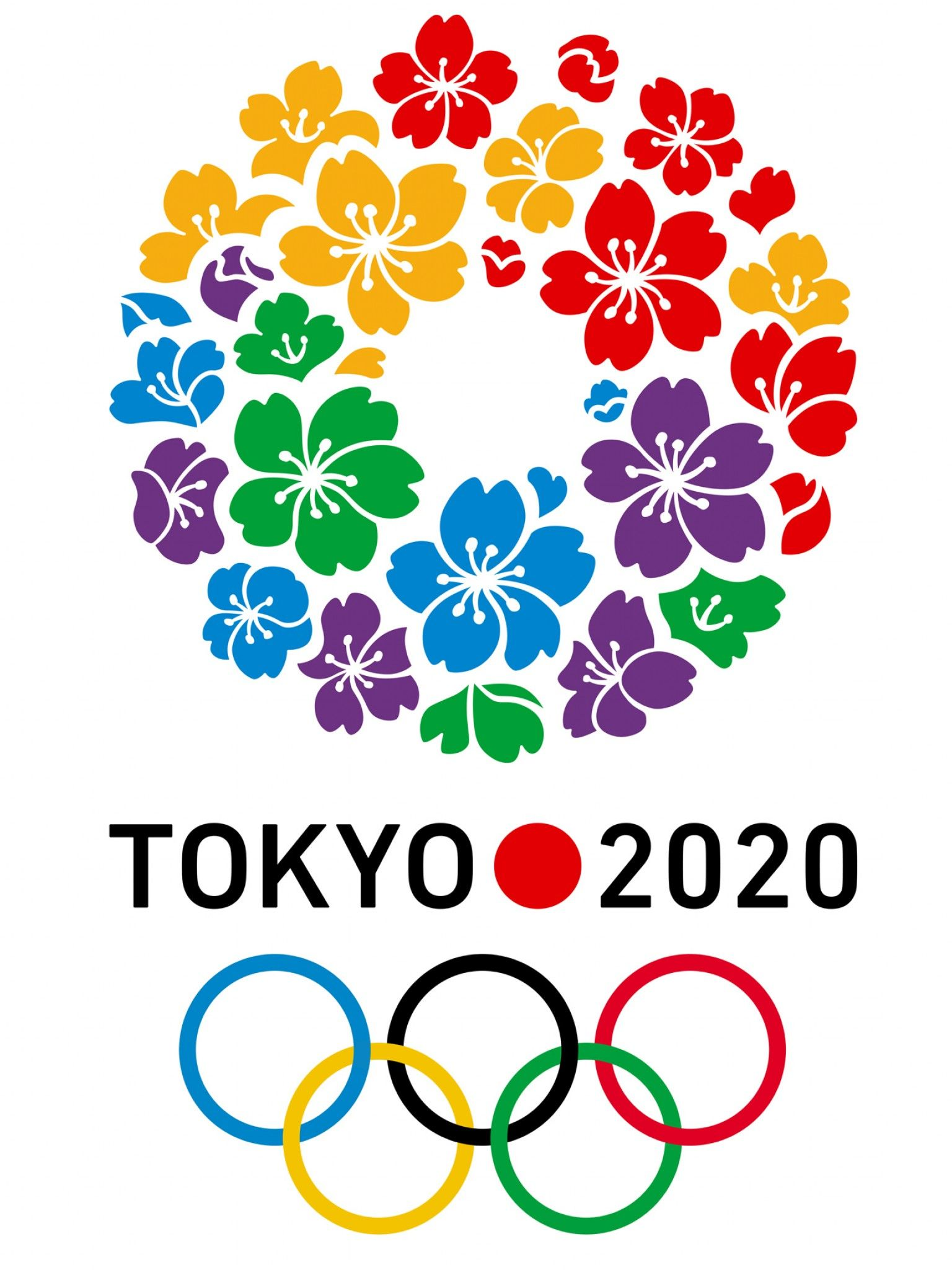 1536x2048 Free Download Tokyo 2020 Olympics Wallpaper for Desktop and ...