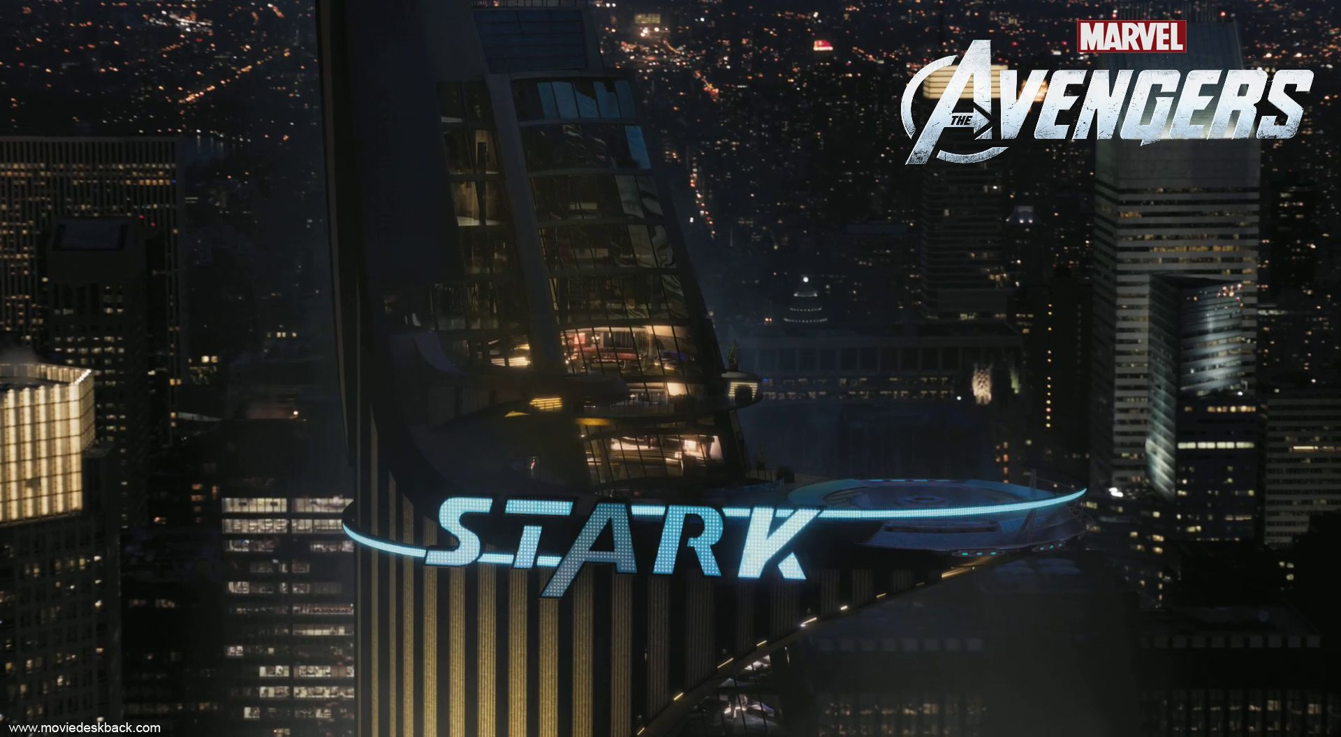1920x1056 Stark Tower Wallpapers