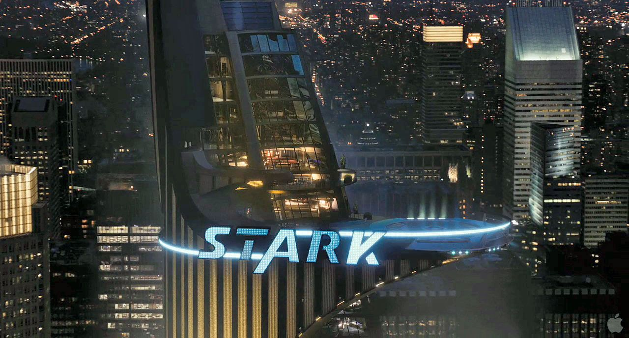 1280x688 Stark Tower Wallpapers