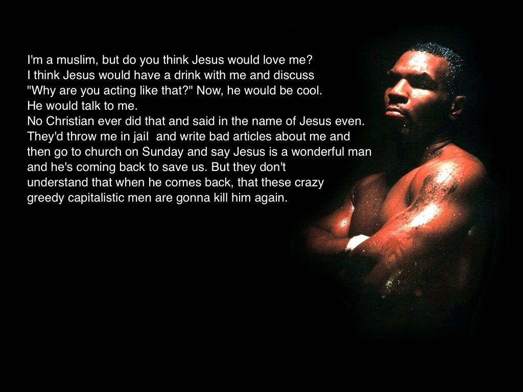 1024x768 Mike Tyson Quotes Wallpaper. QuotesGram