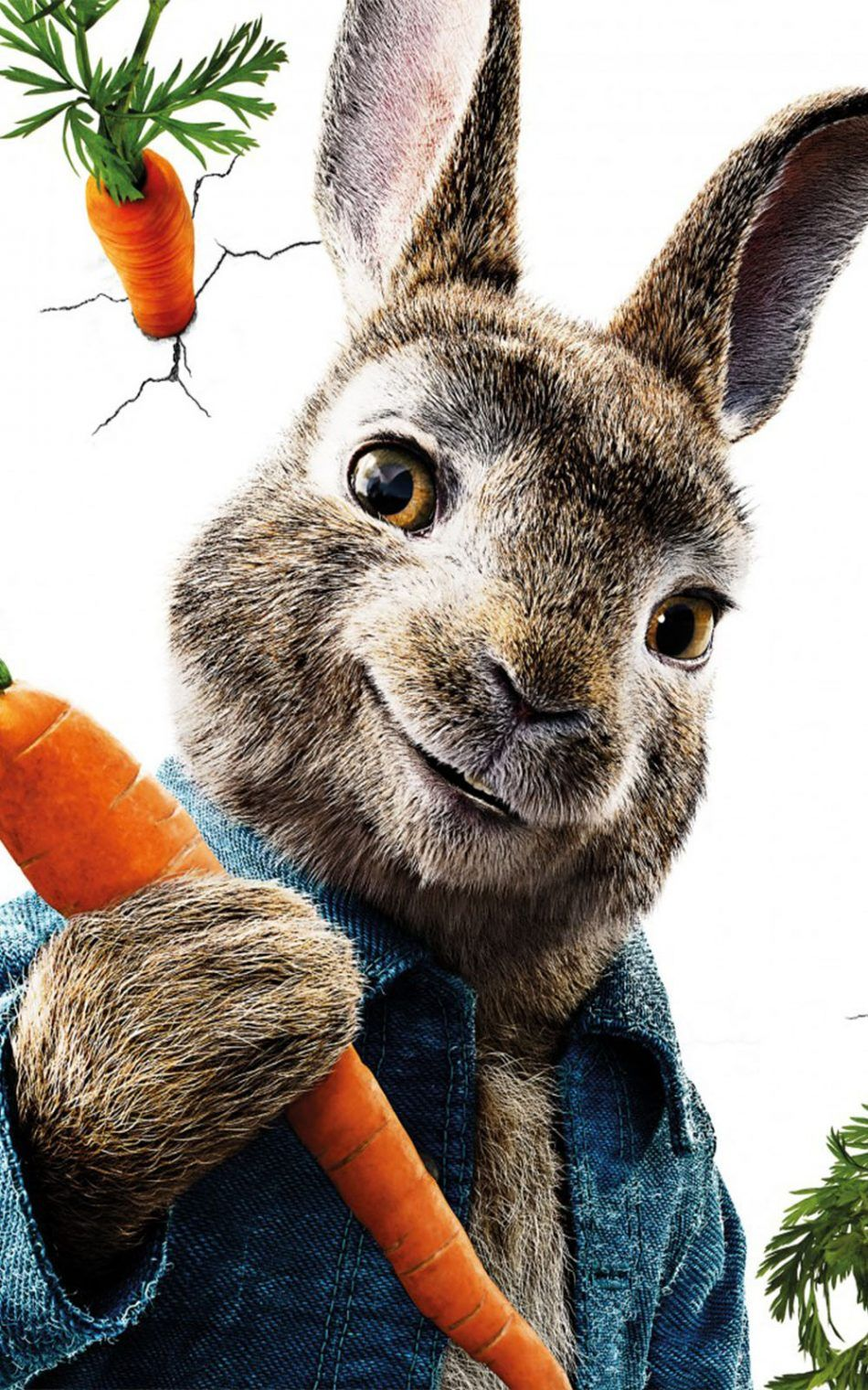 950x1520 Free download Download Peter Rabbit Movie Pure 4K Ultra HD ...
